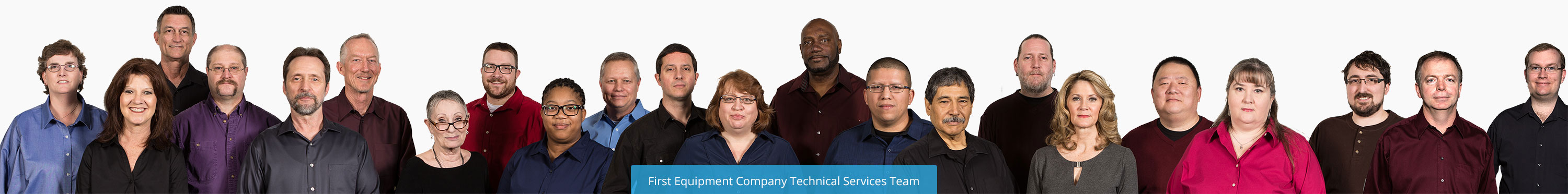 First Equipment Company Technical Services Team
